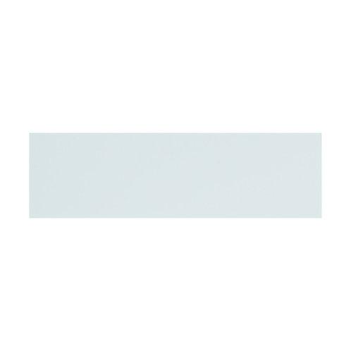 White Matt Wall  148mm x 498mm x 9.7mm