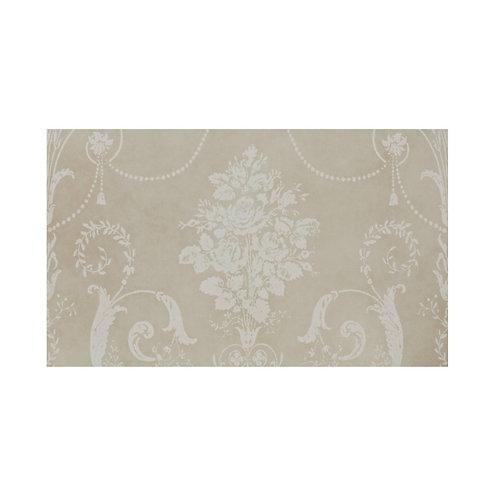 Pale Linen Decor Wall Part A  298mm x 498mm x 9.7mm