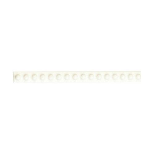 Cream Dot Border  152mm x 12mm x 8mm