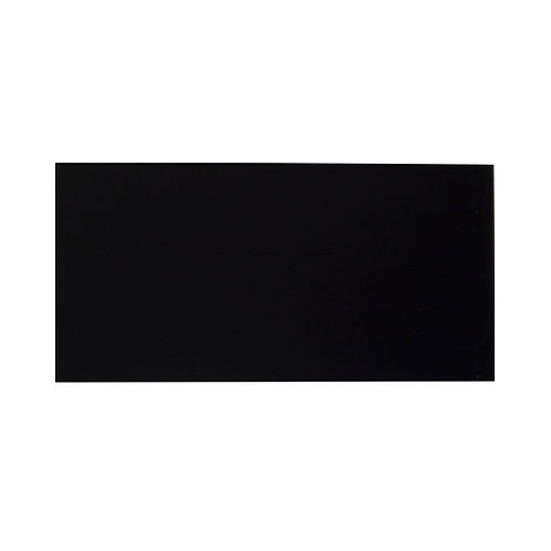 Black Satin Wall  248mm x 498mm x 8.25mm