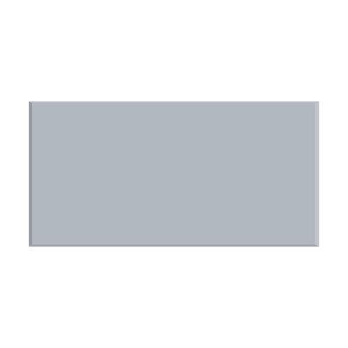 Grey Gloss Wall  200mm x 100mm x 9mm