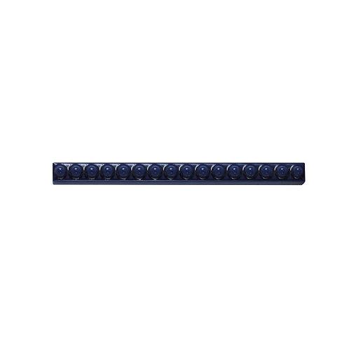 Cobalt Dot Border  152mm x 12mm x 8mm