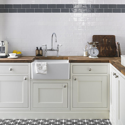 French Grey Wall  75mm x 300mm x 9mm