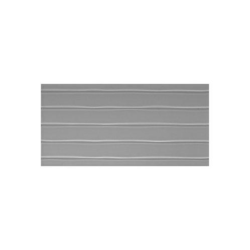 Flow Smoke Satin Wall  248mm x 498mm x 8.5mm