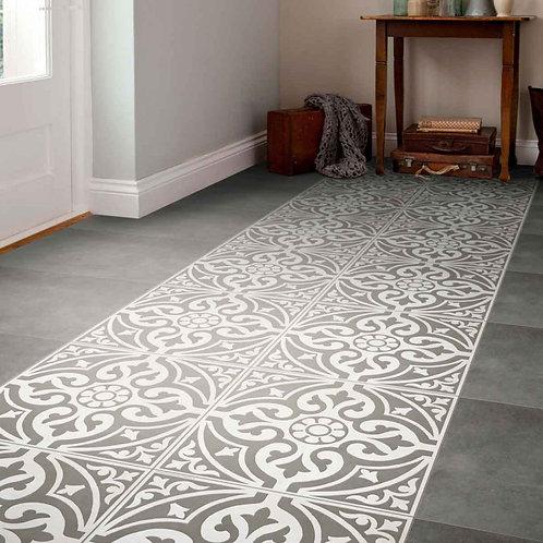 Grey Satin Floor  331mm x 331mm x 10mm
