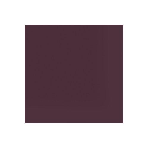 Plain Plum Matt Floor  498mm x 498mm x 10mm