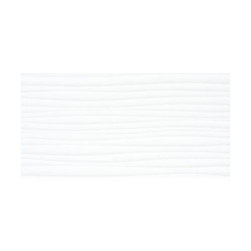 White Gloss Wall  248mm x 498mm x 8.25mm