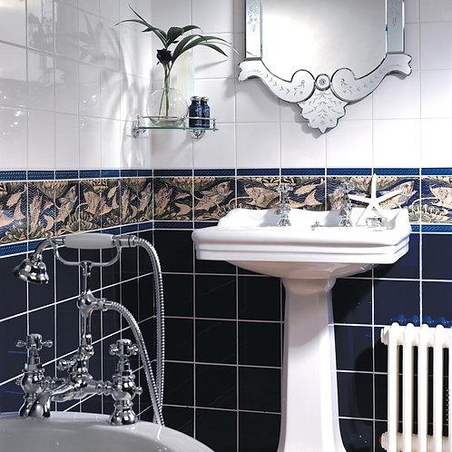 Cobalt Plain Gloss Wall  152mm x 76mm x 8mm