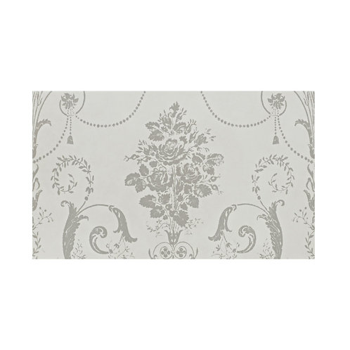 White Decor Wall Part A  298mm x 498mm x 9.7mm