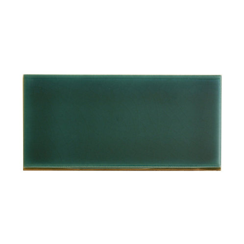 Peacock Gloss Wall  152mm x 76mm x 8mm