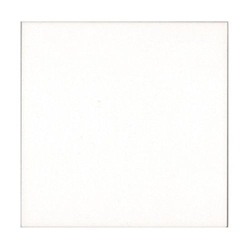 White Plain Gloss Wall  152mm x 152mm x 8mm