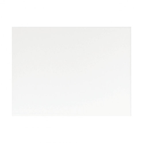 White Gloss Wall  298mm x 498mm x 9.7mm