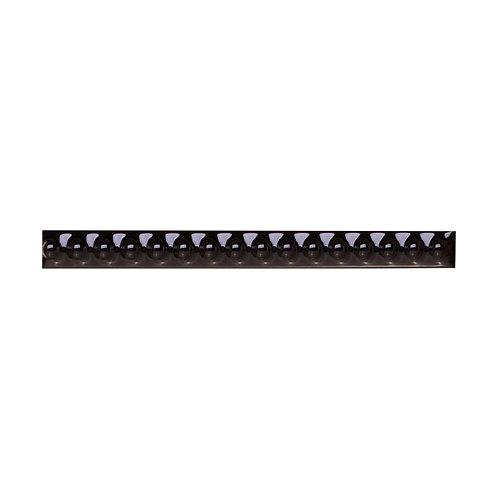 Black Dot Border  152mm x 12mm x 8mm
