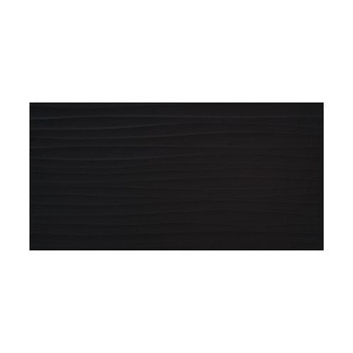 Black Matt Wall  248mm x 498mm x 8.25mm