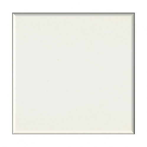 Cream Plain Gloss Wall  152mm x 152mm x 8mm