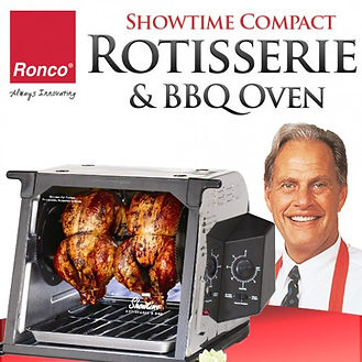 Ron Popeil Former CEO of Ronco