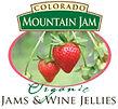 Colorado Mountain Jam & Wine jellies