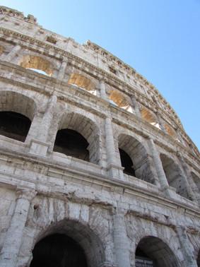 Colosseum, Flavian Amphitheatre Rome