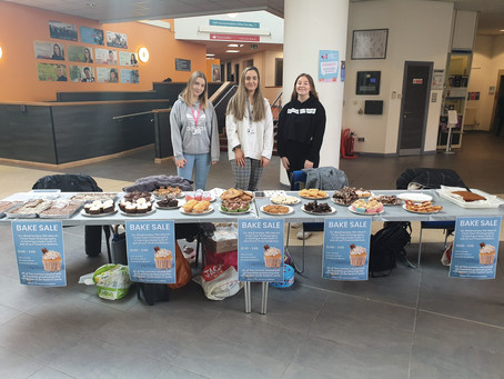 Bake Sale for Fundraising