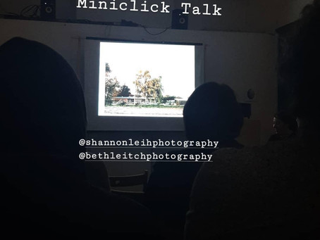 Photography Talk, Leeds