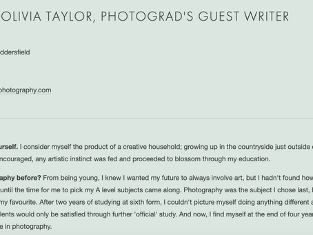 Writing for Photograd