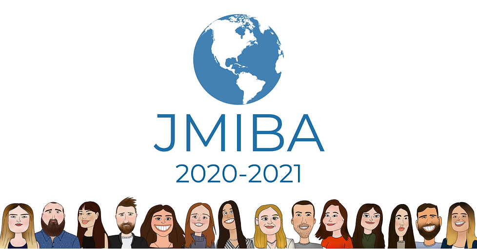 JMIBA GROUP CARTOON