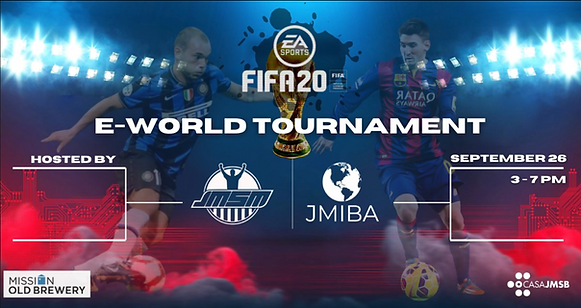 FIFA E-WORLD TORUNAMENT