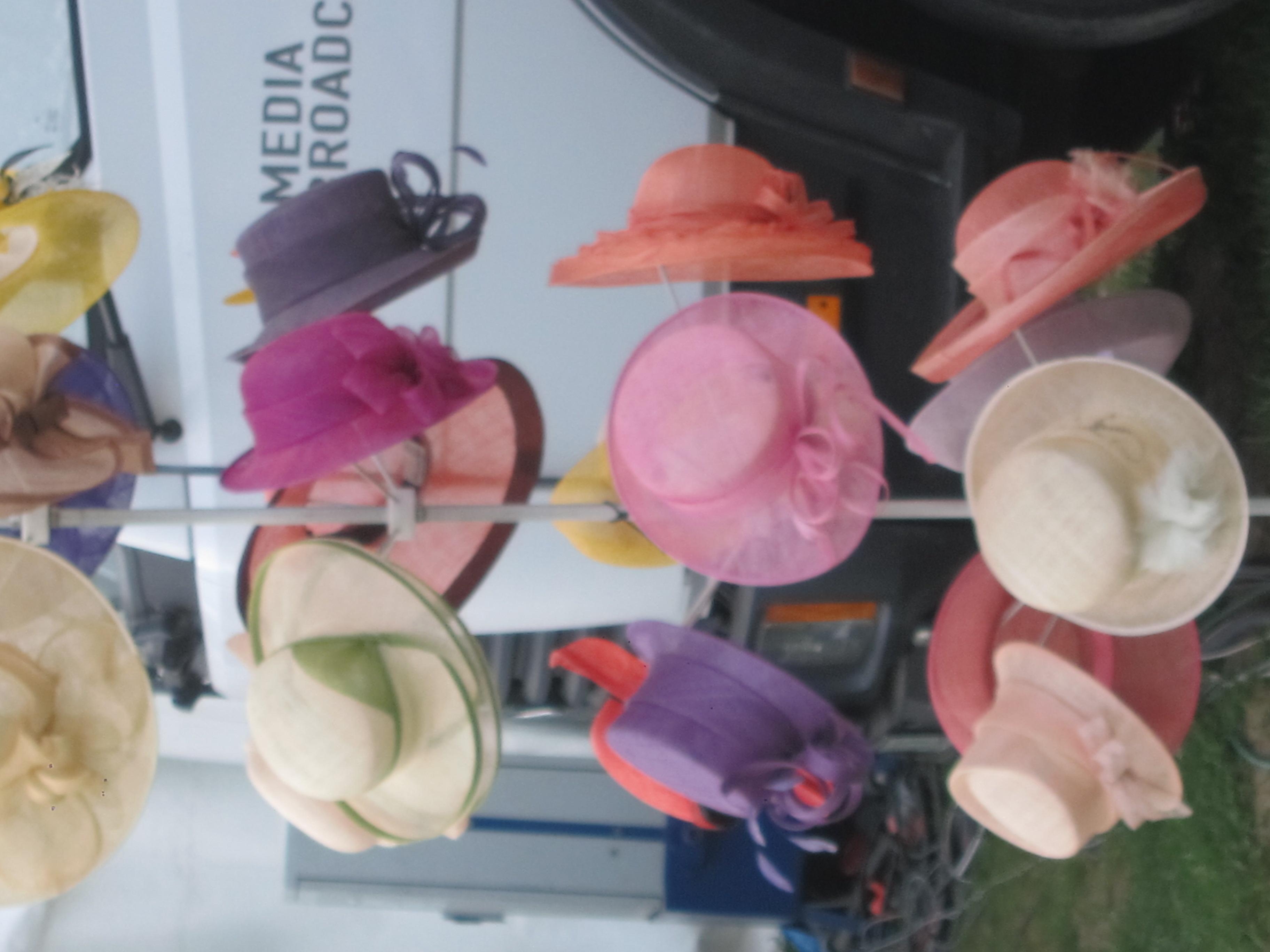 Hüte für die Sommer Ausflügler
