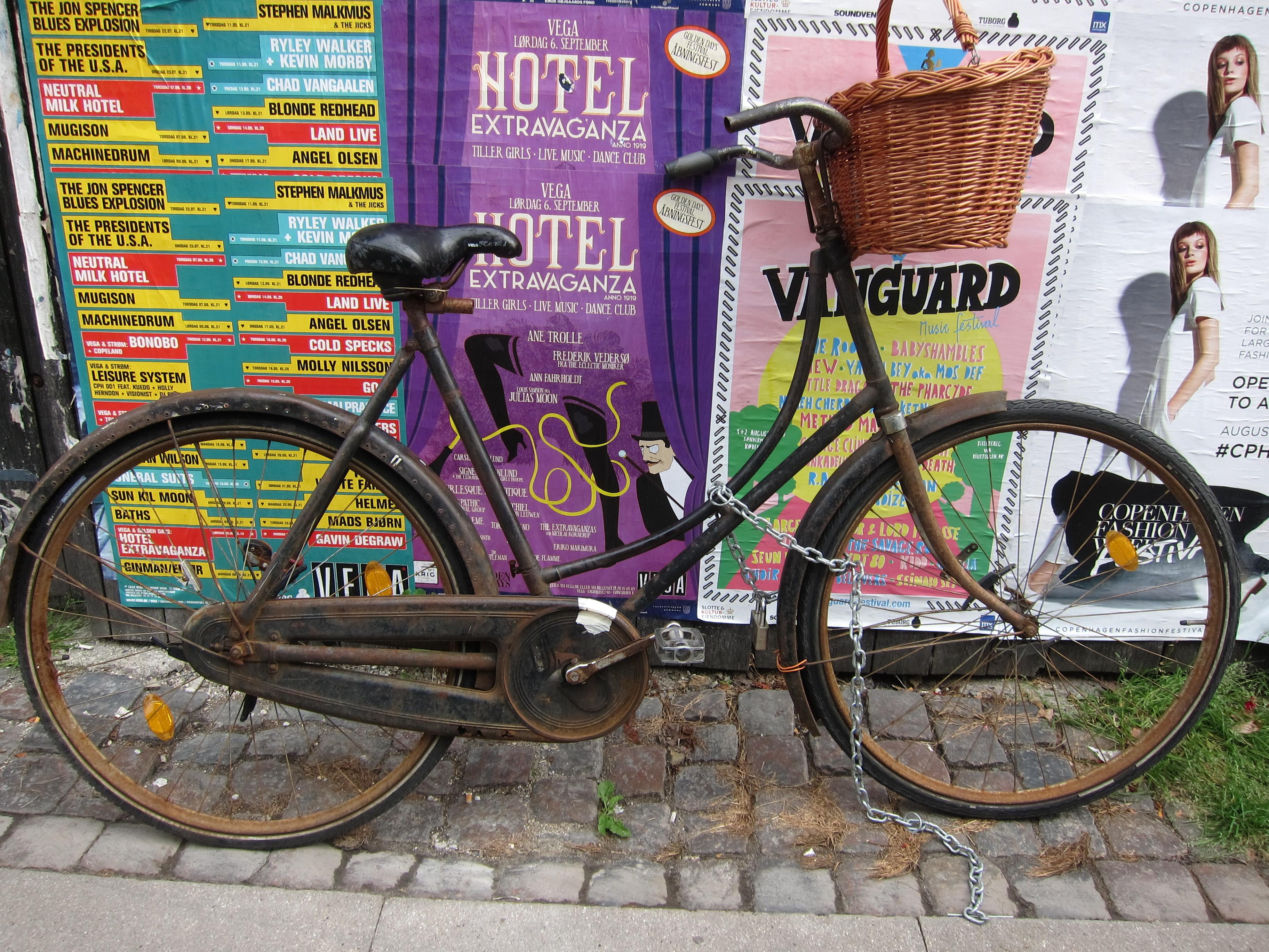 Rost und Rad