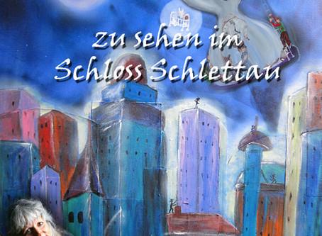 Ausstellungseröffnung am 31.01.2020  16Uhr im märchenhaften Schloss Schlettau