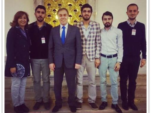 BMM Sağlık, Aile, Çalışma ve Sosyal İşler Komisyonu Başkanı Prof. Dr. Vural Koyuncu ile görüşüldü.
