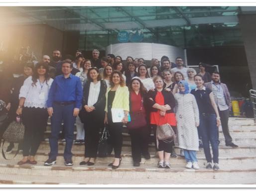 MEB Özel Eğitim ve Rehberlik Hizmetleri Genel Müdürlüğü Çalıştayı'na katılım sağlandı.