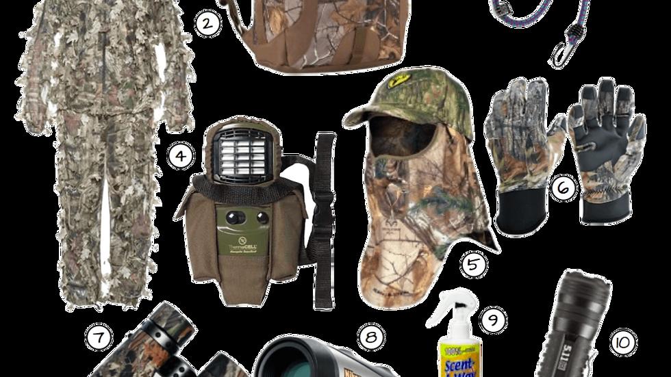 Deer Stands, Feeders, Hunting Blinds, & Accessories Vendor List