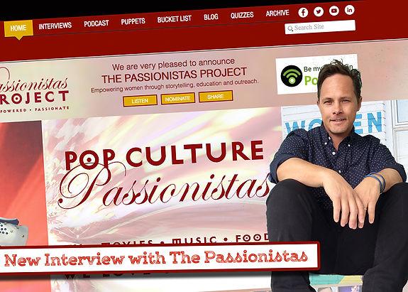 Pop Culture Passionistas Larry Sands Int