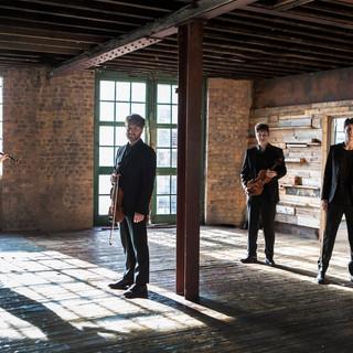 Ruisi Quartet - Live at Banff