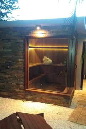 Sauna Seca | Especiais
