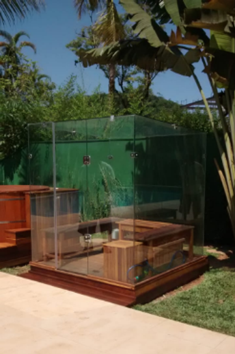 Sauna Úmida Ecomax