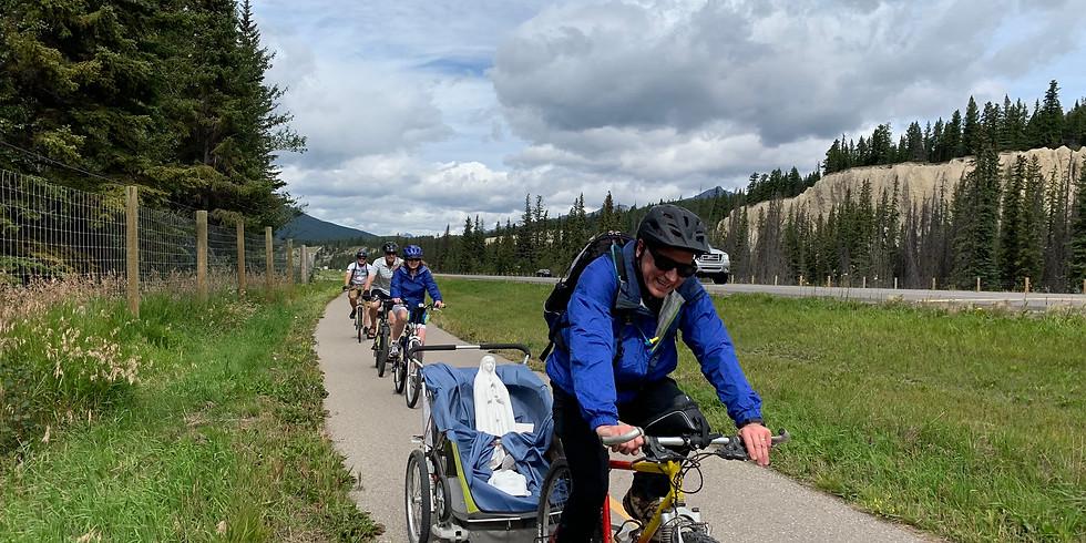Shrine Bike Pilgrimage  August 21, 2021