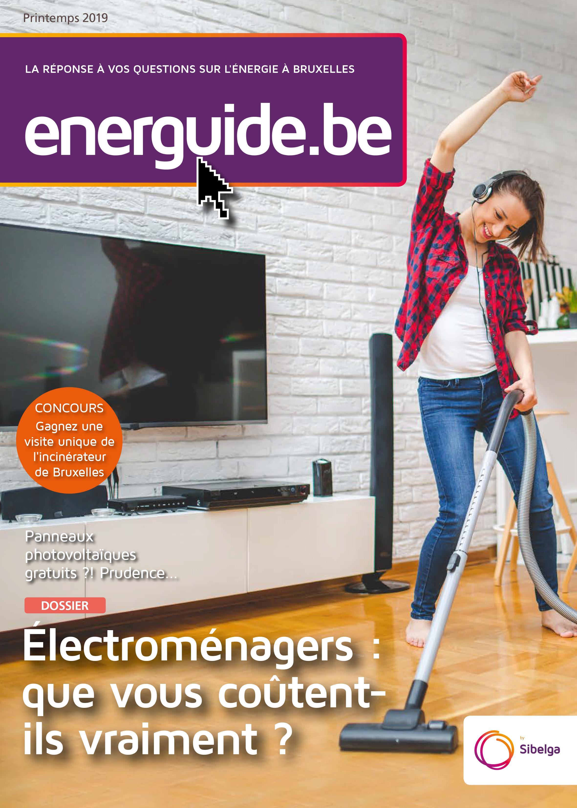 Magazine Energuide Février 2019