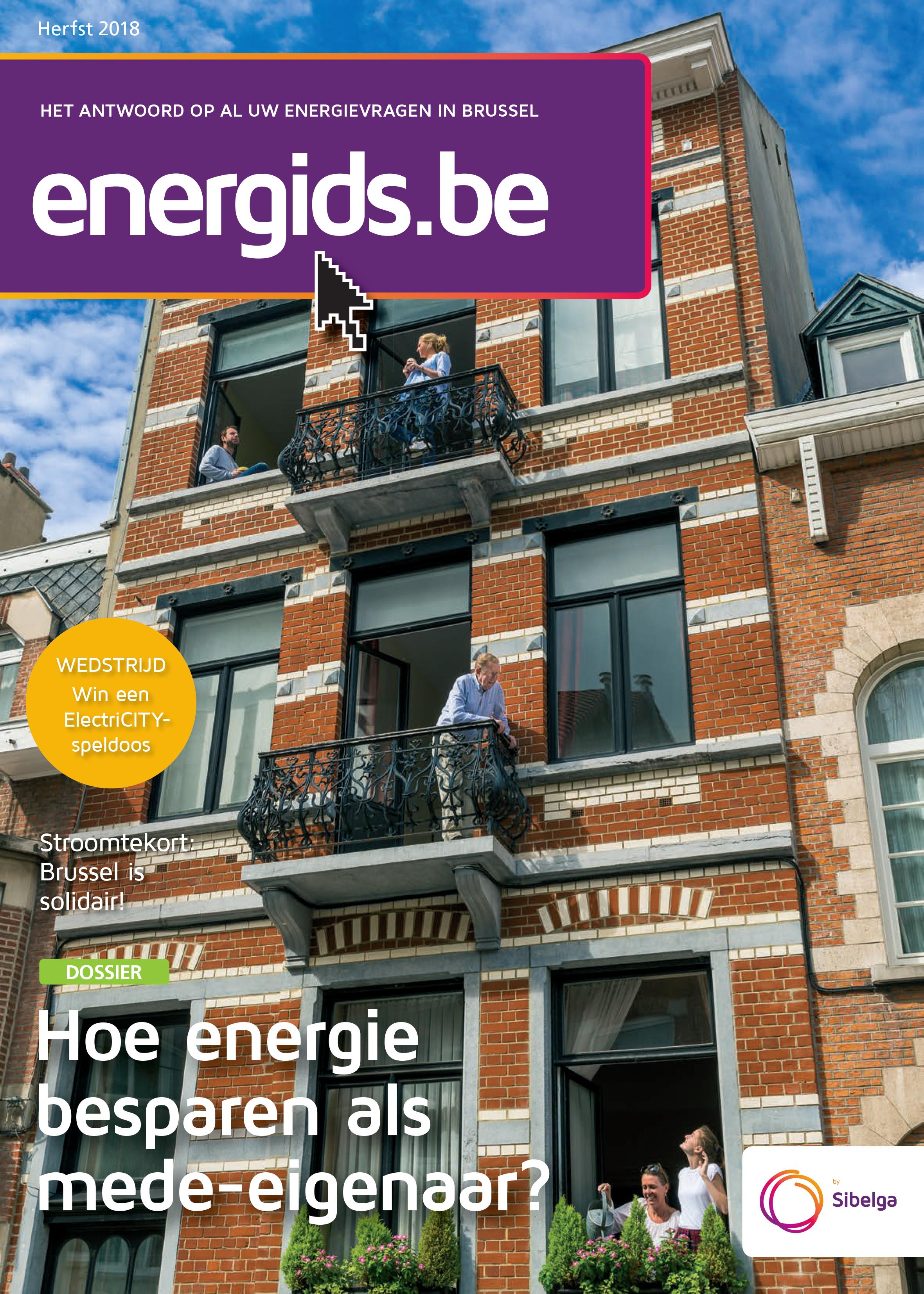 Magazine Energuide Octobre 2018