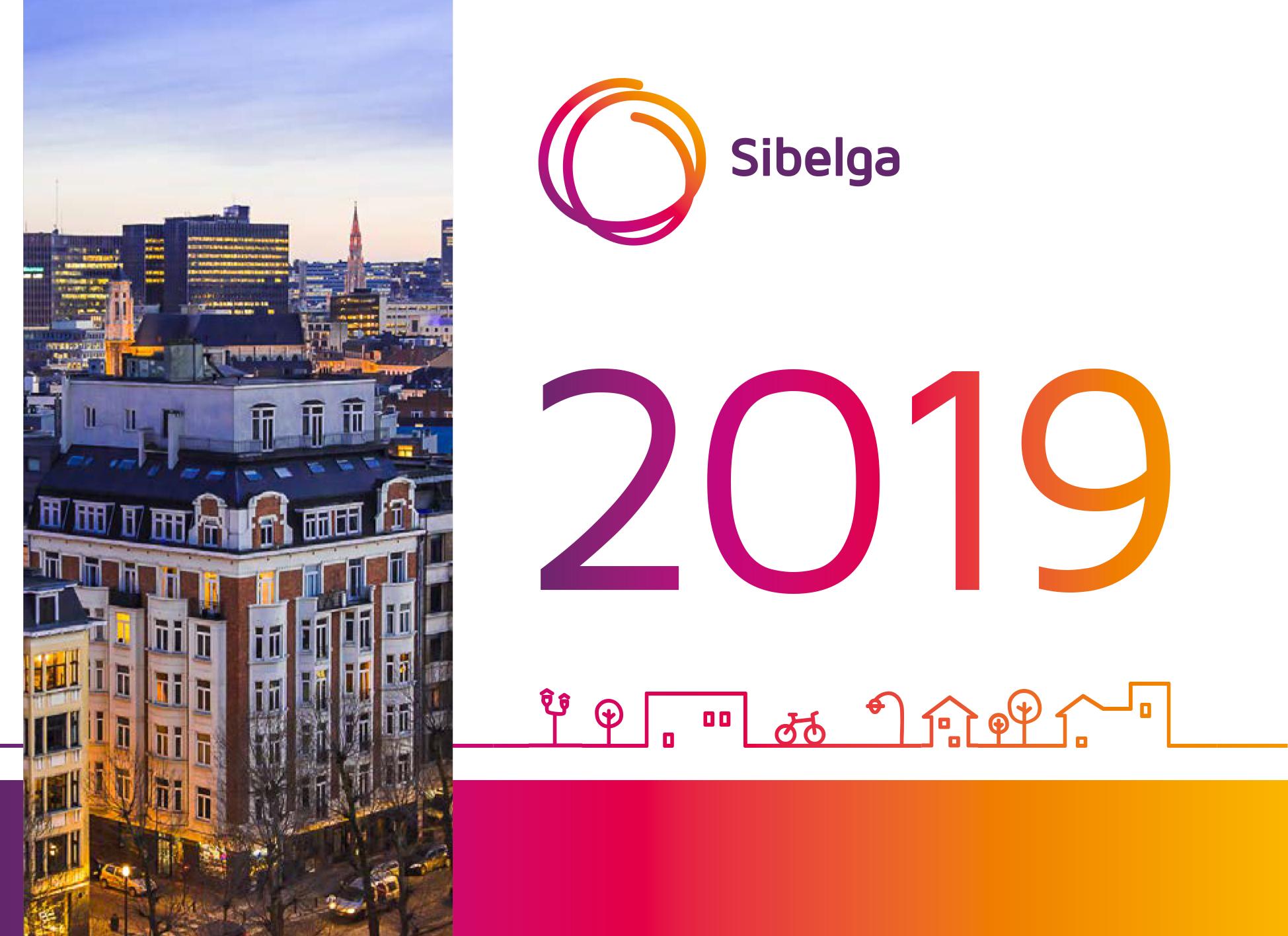 Calendrier Sibelga 2019