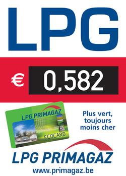 Affiche stations LPG
