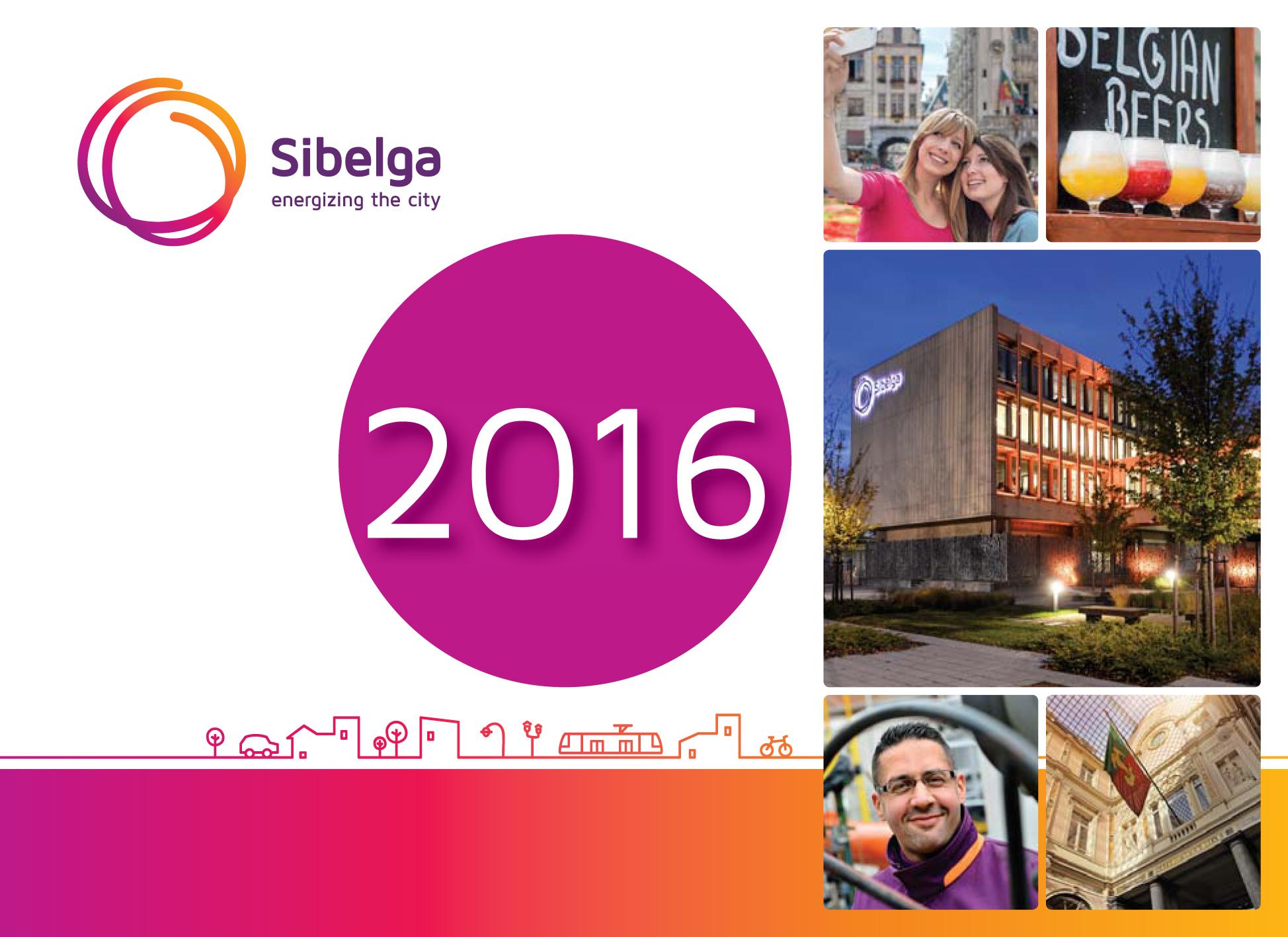 Calendrier Sibelga 2016