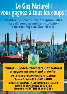 Action Venise Gaz Naturel