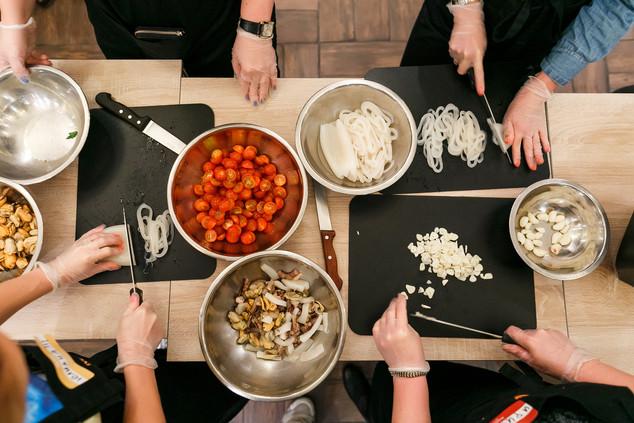 Sibelga • Action Prévention Atelier cuisine