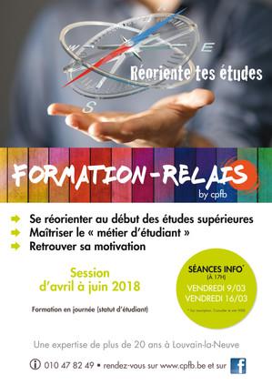Affiche A2 Formation Relais 3 - 2018 HD.