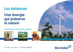 Communication et conférences éoliennes