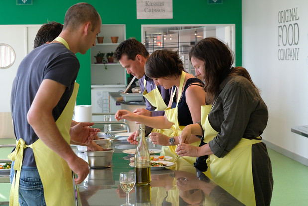 Atelier culinaire Energize Yourself