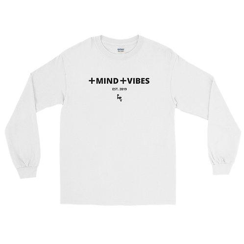 + MIND + VIBES (Style 2) Long Sleeve Shirt