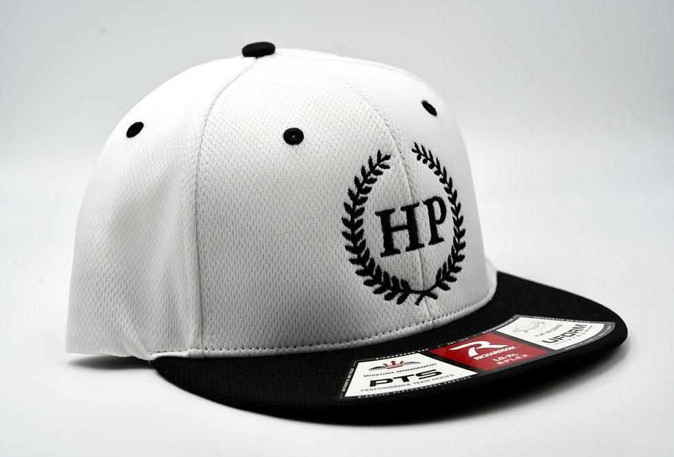Flex Fit Baseball Hat White